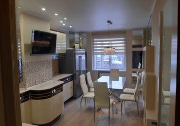 4-комнатная квартира, 80м<sup>2</sup>