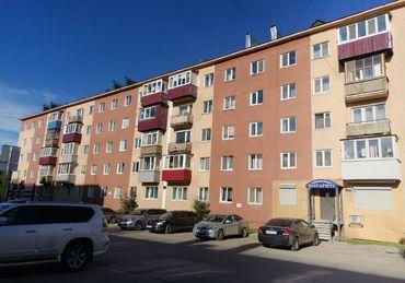 3-комнатная квартира, 60м<sup>2</sup>